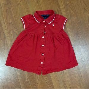 Baby Ralph Lauren dress